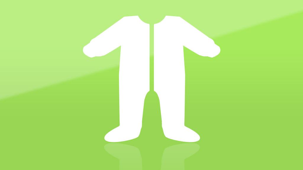 Barnkläder - Storleksguide 0 - 14 år  c7bc6e706fa95