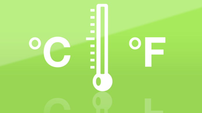 Omvandla Fahrenheit till Celcius