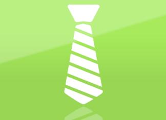slipslängd - rätt längd på slipsen