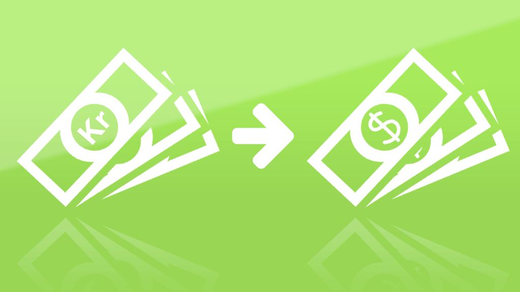 Kronor till dollar forex